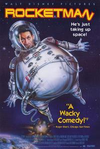 RocketMan - 27 x 40 Movie Poster - Style B