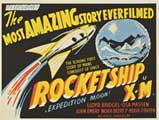 Rocketship X-M - 30 x 40 Movie Poster UK - Style A