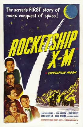 Rocketship X-M - 11 x 17 Movie Poster - Style A