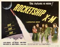 Rocketship X-M - 22 x 28 Movie Poster - Half Sheet Style A