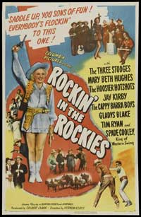 Rockin' in the Rockies - 27 x 40 Movie Poster - Style A