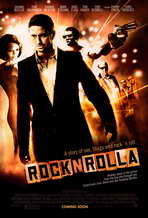 Rocknrolla - 11 x 17 Movie Poster - Style A