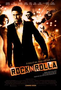 Rocknrolla - 43 x 62 Movie Poster - Bus Shelter Style A