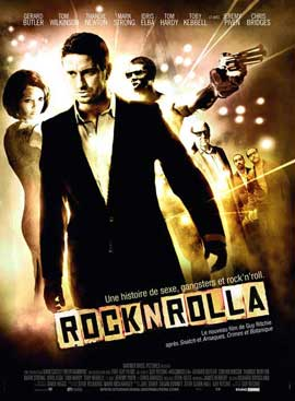 Rocknrolla - 11 x 17 Movie Poster - French Style A