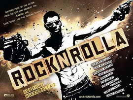 Rocknrolla - 11 x 17 Movie Poster - UK Style A