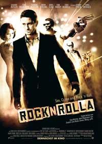 Rocknrolla - 11 x 17 Movie Poster - German Style A
