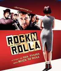 Rocknrolla - 11 x 17 Movie Poster - Style B