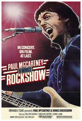 Rockshow - 27 x 40 Movie Poster - Style A