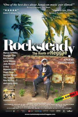 Rocksteady: The Roots of Reggae - 11 x 17 Movie Poster - Style A