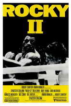 Rocky 2 - 27 x 40 Movie Poster - Style D