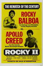 Rocky 2 - 11 x 17 Movie Poster - Style A