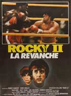 Rocky 2 - 27 x 40 Movie Poster - French Style A