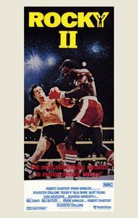 Rocky 2 - 11 x 17 Movie Poster - Australian Style A