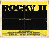 Rocky 2 - 11 x 14 Movie Poster - Style B