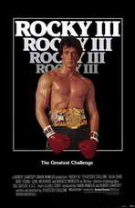 Rocky 3 - 11 x 17 Movie Poster - Style A
