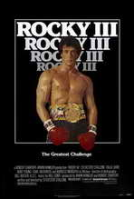 Rocky 3 - 27 x 40 Movie Poster - Style A