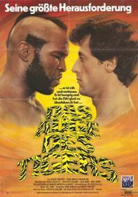 Rocky 3 - 11 x 17 Movie Poster - German Style A