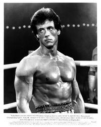 Rocky 3 - 8 x 10 B&W Photo #11