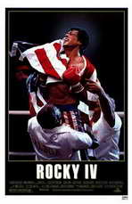 Rocky 4 - 11 x 17 Movie Poster - Style A