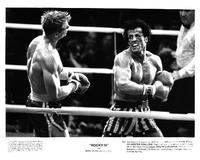Rocky 4 - 8 x 10 B&W Photo #2