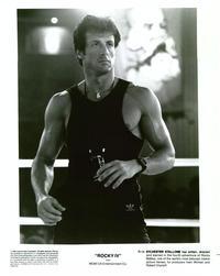 Rocky 4 - 8 x 10 B&W Photo #14