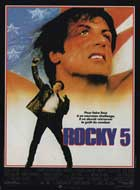 Rocky 5 - 11 x 17 Movie Poster - French Style A