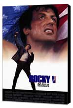 Rocky 5 - 27 x 40 Movie Poster - Style A - Museum Wrapped Canvas