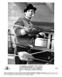 Rocky 5 - 8 x 10 B&W Photo #6