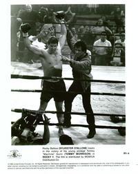 Rocky 5 - 8 x 10 B&W Photo #14