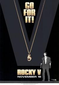 Rocky 5 - 43 x 62 Movie Poster - Bus Shelter Style C