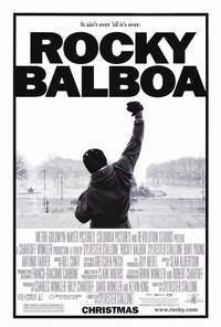 Rocky Balboa - 27 x 40 Movie Poster - Style B