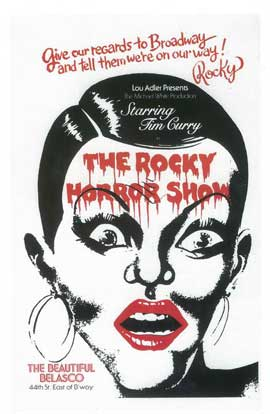 Rocky Horror Show, The (Broadway) - 14 x 22 Poster - Style A