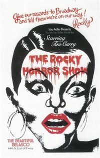 Rocky Horror Show, The (Broadway) - 11 x 17 Poster - Style A