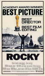 Rocky - 11 x 17 Movie Poster - Style D