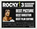 Rocky - 22 x 28 Movie Poster - Half Sheet Style A