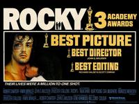 Rocky - 11 x 17 Movie Poster - Style E