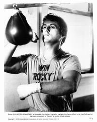 Rocky - 8 x 10 B&W Photo #11