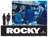 Rocky - 11 x 14 Movie Poster - Style G