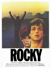 Rocky - 11 x 17 Movie Poster - French Style A