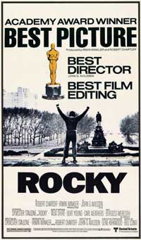 Rocky - 27 x 40 Movie Poster - Style G