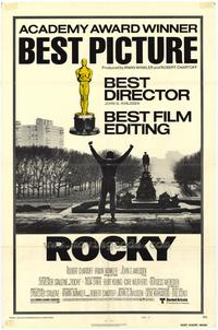 Rocky - 43 x 62 Movie Poster - Bus Shelter Style B