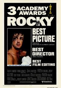 Rocky - 43 x 62 Movie Poster - Bus Shelter Style C