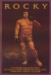 Rocky - 11 x 17 Movie Poster - Style G