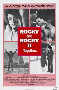 Rocky - 27 x 40 Movie Poster - Style F