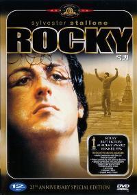 Rocky - 11 x 17 Movie Poster - Korean Style A