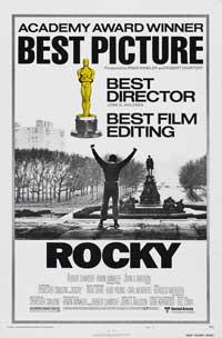 Rocky - 27 x 40 Movie Poster - Style K