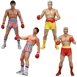 Rocky - Series 2 Action Figure Set