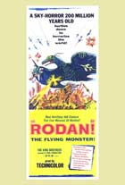 Rodan - 27 x 40 Movie Poster - Style B