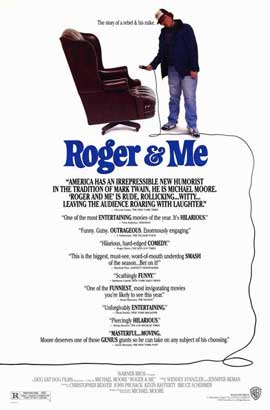 Roger & Me - 11 x 17 Movie Poster - Style A
