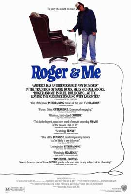 Roger & Me - 27 x 40 Movie Poster - Style A